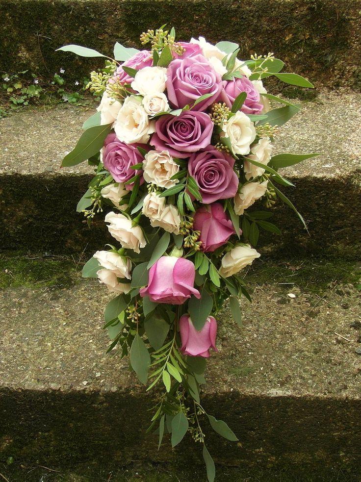 Pink shower bouquet