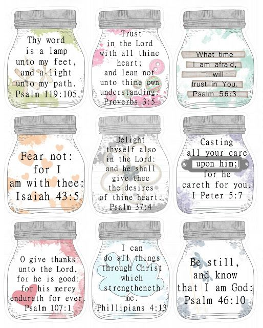 Shoregirl's Creations: Scripture Printables                                                                                                                                                     More