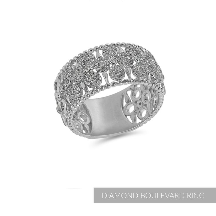 This December at Dana's Goldsmithing, enjoy our monthly featured jewellery items - on sale all month long.   Like our DIAMOND BOULEVARD RING 14 Karat White Gold Diamond Fashion Ring from the Forever Moments Collection with .49 Carat Total Diamond Weight. #30286  Regular Price: $1,798. SALE PRICE THIS DECEMBER: $1.438.  https://www.danasgoldsmithing.com/collections/featured-products/products/diamond-boulevard-ring  See all our December featured Diamond Jewellery here…