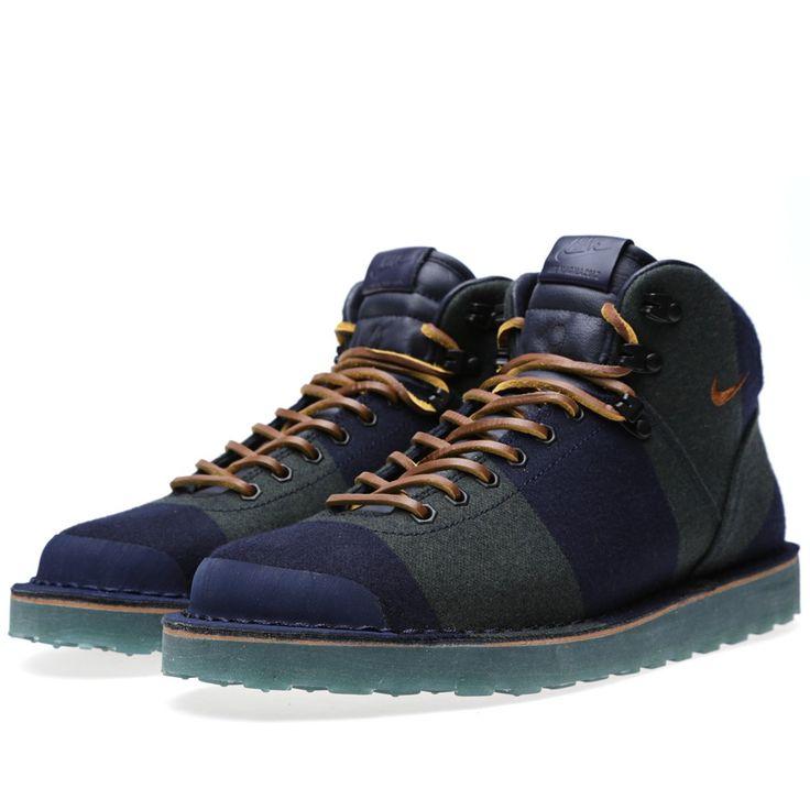 Nike × Fox Brothers | Air Magma 2012 SP (Blackened Blue)