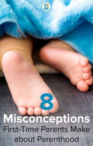 First time moms have many misconceptions about parenthood. See if you can relate to these common myths.