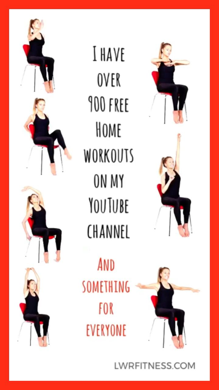 FREE HOME FITNESS WORKOUTS – something for everyone ✔️From Weight Loss to Full Body Toning