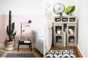 Smarte natborde til små rum