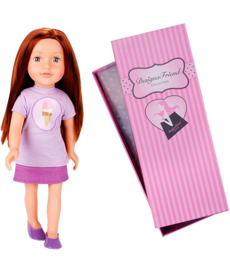 Buy Disney Princess Toddler Cinderella Doll At Argos Co Uk: Buy Chad Valley DesignaFriend Florence Doll At Argos.co.uk