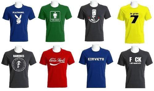 Personalizamos tu camiseta