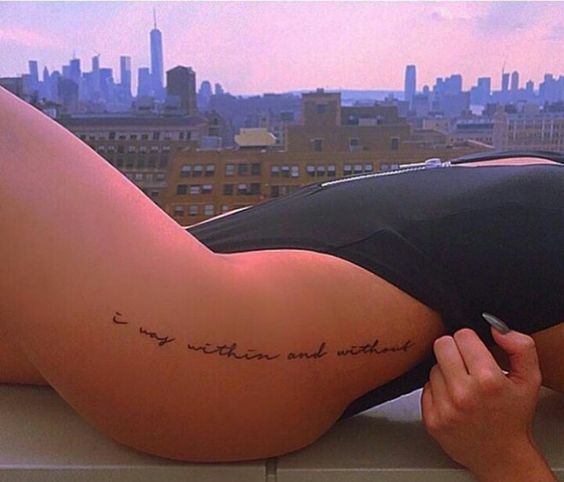 Sexy Tattoo ideas for Women – Thigh tattoos   OnPoint Tattoos