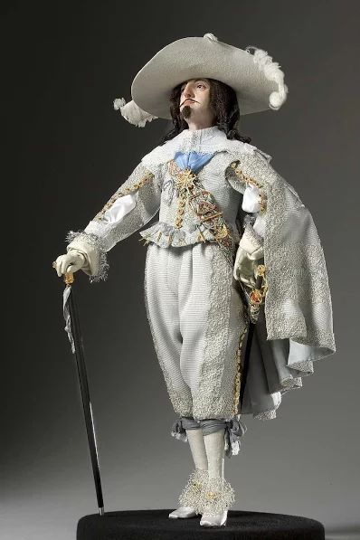 """Louis XIII """"Righteous"""" - A man small in stature and limited ambition."""