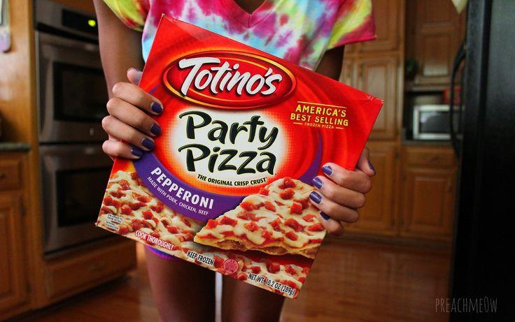 Totino's pizza ♡