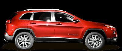 #Jeep #Cherokee.  Extraordinaria capacidad de un todoterreno y tecnología al más alto nivel de la categoría.