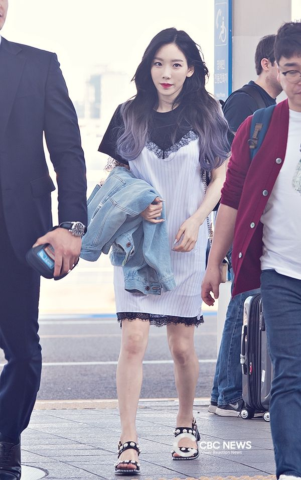 SNSD TaeYeon is off to Bangkok for her 'PERSONA' concert ~ Wonderful Generation ~ All About SNSD, Wonder Girls, and f(x)