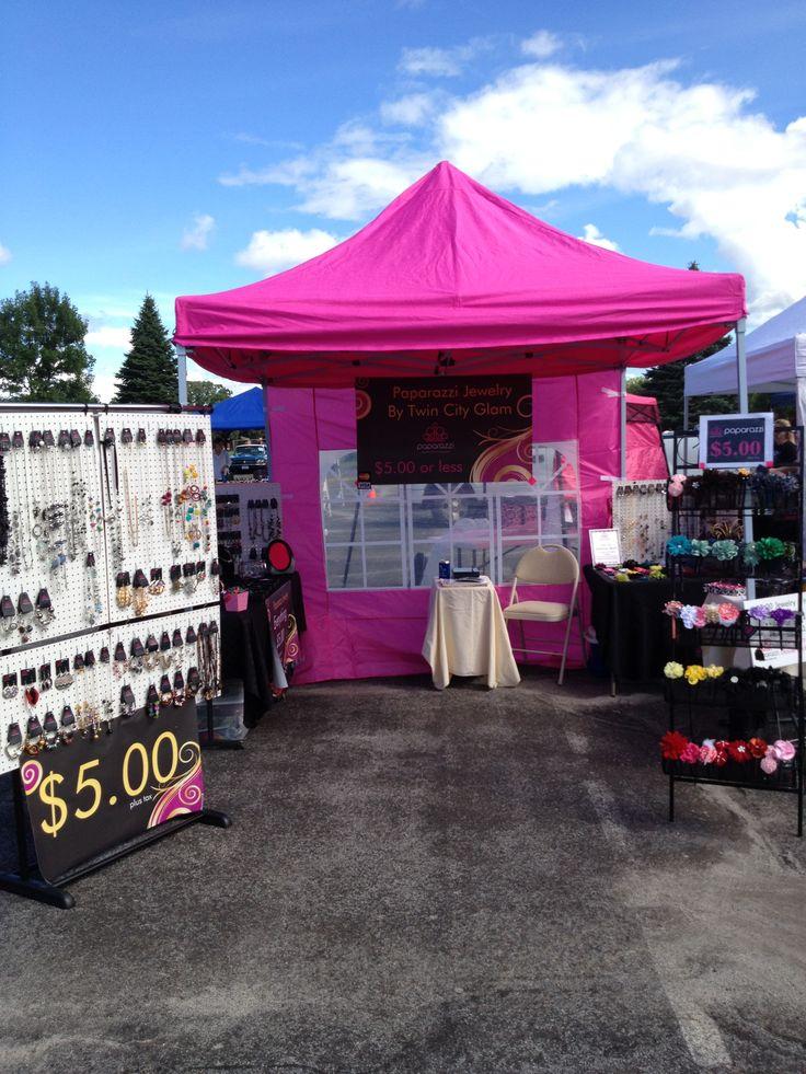 Pink Tent Set Up Tent Set Up Paparazzi Accessories Tent