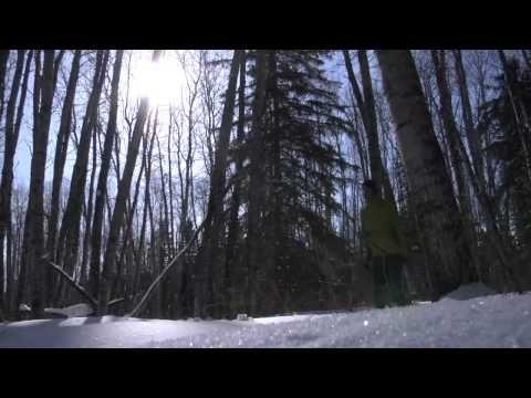Winter in Prince Albert National Park - Saskatchewan, Canada