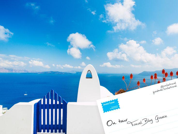 Arché Travel On Tour - Grecia #Travel #Mediterraneo #Grecia