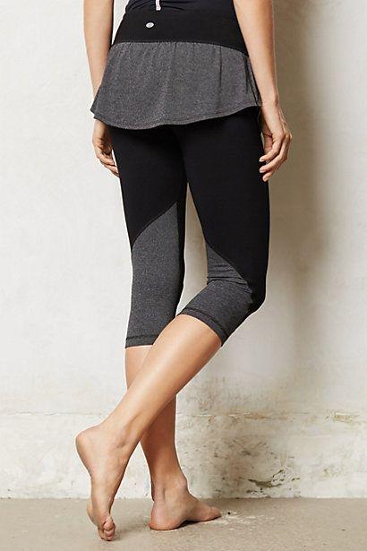 skirted capri bottoms | YOGA WEAR | Pinterest | Products ...