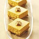 Pumpkin Cream Cheese Bars Recipe