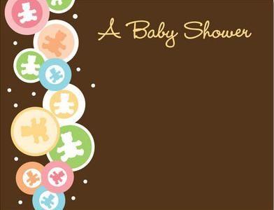 Invitación Para Niña O Niño · Invitaciones Para NiñosInvitaciones Baby  Shower ...