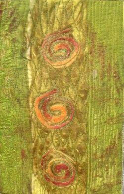 Textielkunst: Compositie 1