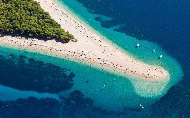 Zlatni Rat - Brac, Κροατία