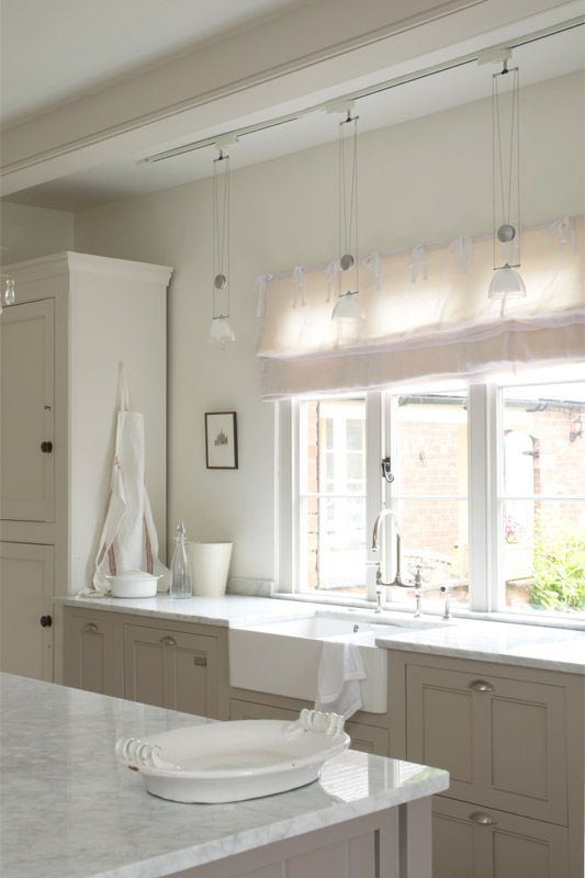 deVOL make bespoke kitchens in any size and finish in their own workshops in Leicestershire. This is their Classic English Kitchen. www.devolkitchens.co.uk