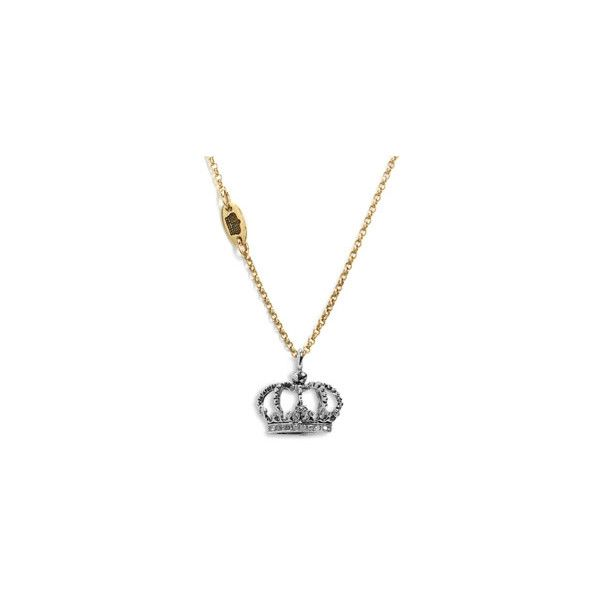 Juicy Couture 'Wish' Necklace - - Nordstrom ($48) ❤ liked on Polyvore featuring jewelry, necklaces, accessories, juicy couture, juicy, juicy couture jewellery, juicy couture jewelry and juicy couture necklace