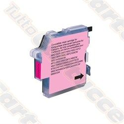 Brother LC-985M Cartuccia Inchiostro Magenta per stampante Brother Mfc J220 - TuttoCartucce.com