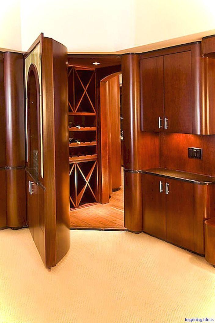 Best Secret Room Design Ideas 21 in 2020 | Hidden rooms in ...