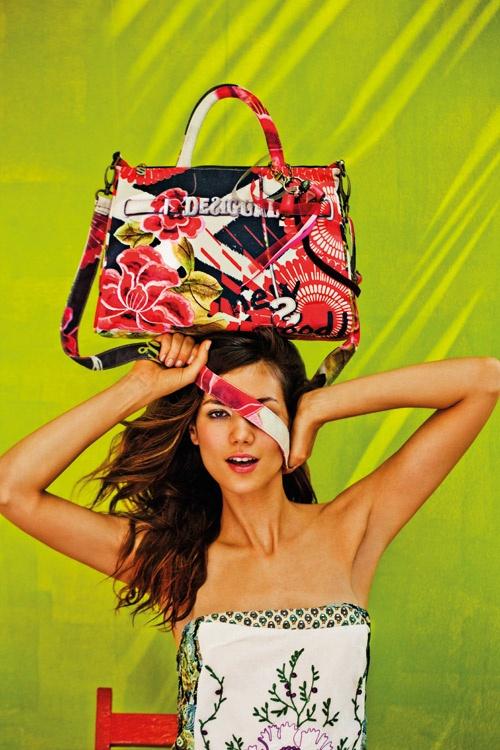 H BLACK Bag  #colors #handbag #desigual #pirate