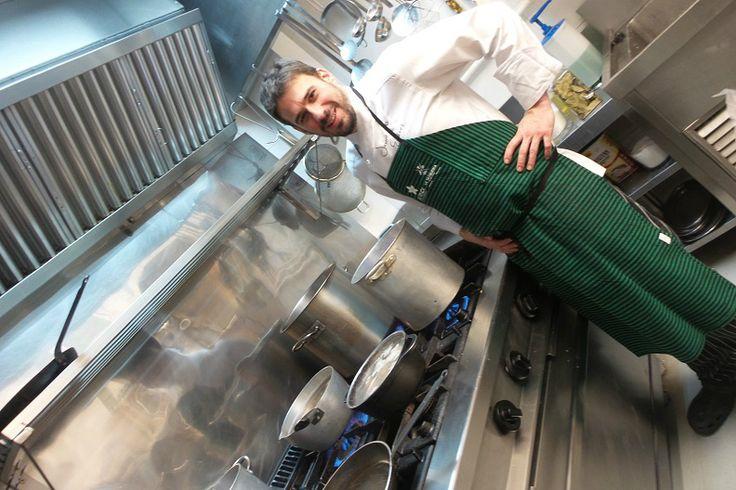 Visita a La Tasquería (07-03-2015). VI curso Periodismo Gastronómico y Nutrcional UCM, @UCMgastro. Imágenes Nuria Blanco, @nuriblan.