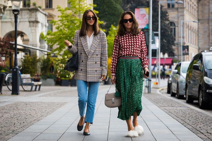 The Best Street Style Photos From Stockholm Fashion Week