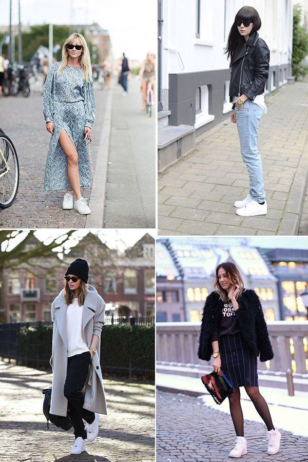 zapatillas nike mujer casual vestir