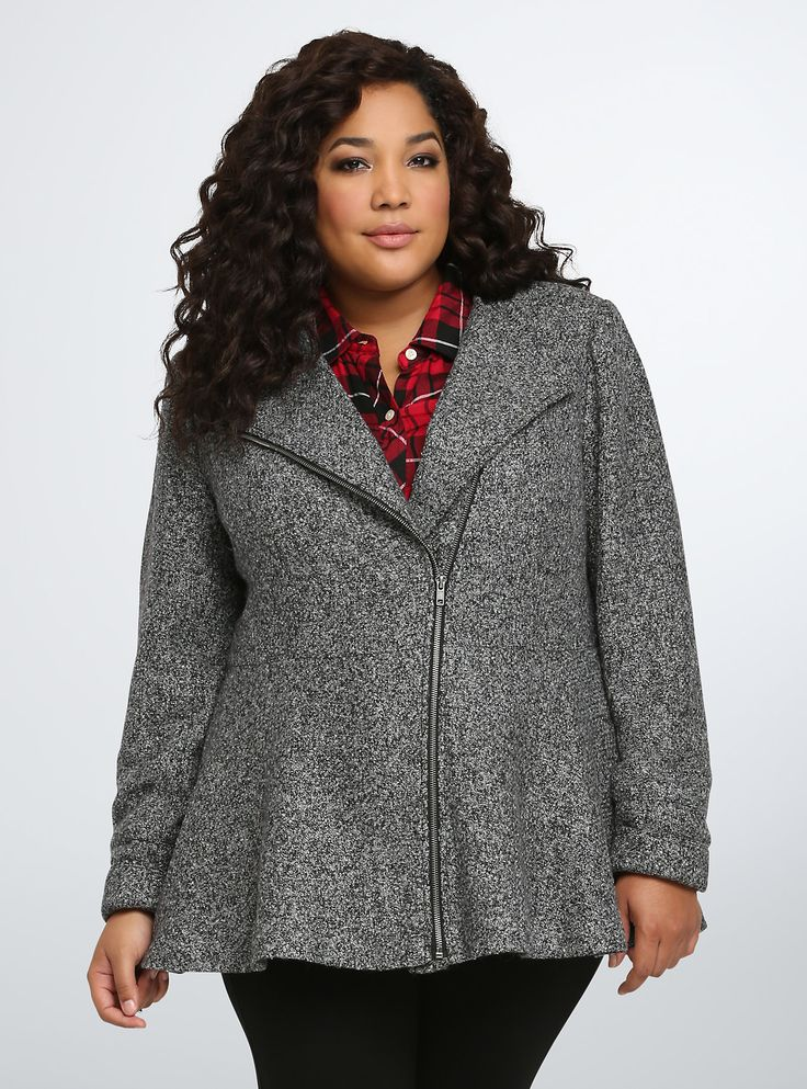 Best 25+ Plus size coats ideas on Pinterest | Plus size
