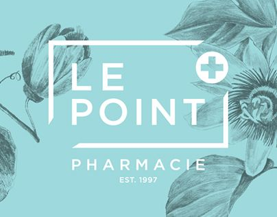 """Check out new work on my @Behance portfolio: """"Pharmacie Le Point"""" http://be.net/gallery/43995809/Pharmacie-Le-Point"""