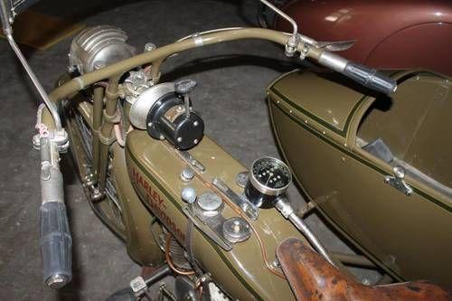 1919 Harley Davidson original sidecar For Sale