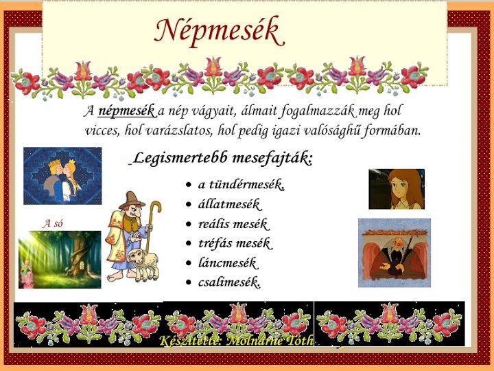 Fotó itt: Népköltészeti alkotások 3-4. osztály részére interaktív tananyag - Google Fotók