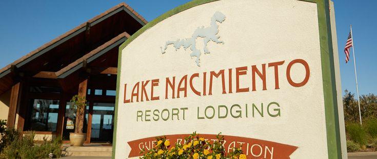 Lake Nacimiento Resort and Marina   San Luis Obispo County, Monterey County
