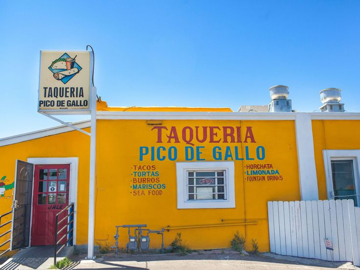 Ten Best Mexican Restaurants In Tucson