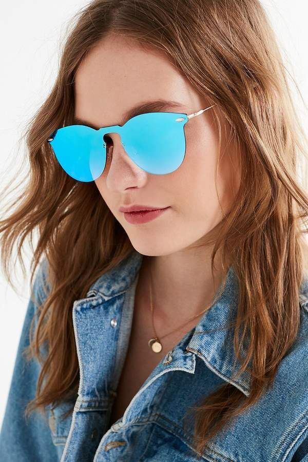 3b3264117b75 Urban Outfitters Radical Round Shield Sunglasses || put these on my face now  #ad