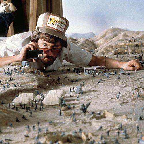 Raiders of the Lost Ark - Steven Spielberg