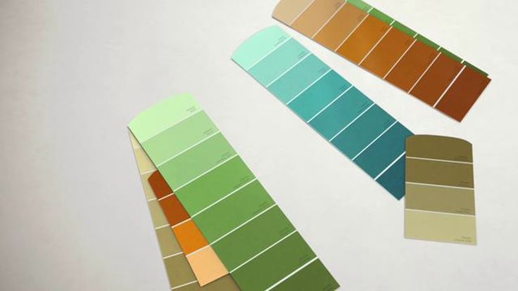 Sherwin Williams Commercial Paint Chips