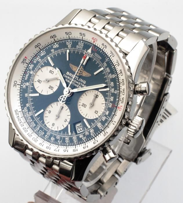 BREITLING NAVITIMER A23322 AUTOMATIC CHRONOGRAPH WATCH - Attenborough Pawnbrokers & Jewellers