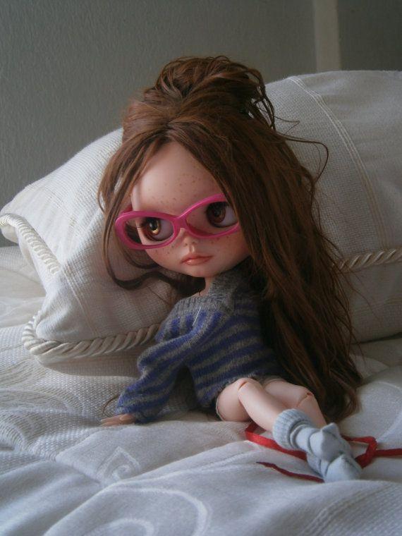 Reserve OOAK Custom Blythe Doll Ophelia on Etsy, $859.38 CAD