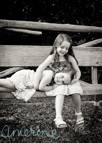 Sisters-Two little girls that hold hands and hearts forever-from cradle to grave-I Love my Sister!!!!!!