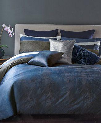 donna karan home diffusion king sham bedding collections bed u0026 bath macyu0027s