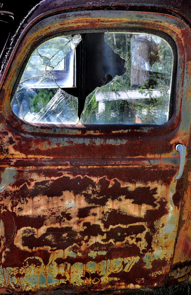 Best Old Cars Images On Pinterest Abandoned Cars Abandoned - Rear window hunting decals for trucksgreat ghilliesgraphicscom weblog your source for rear window