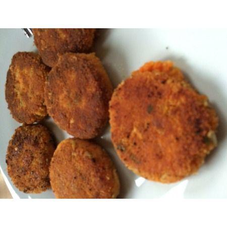 Kotlety kotleciki marchewkowe