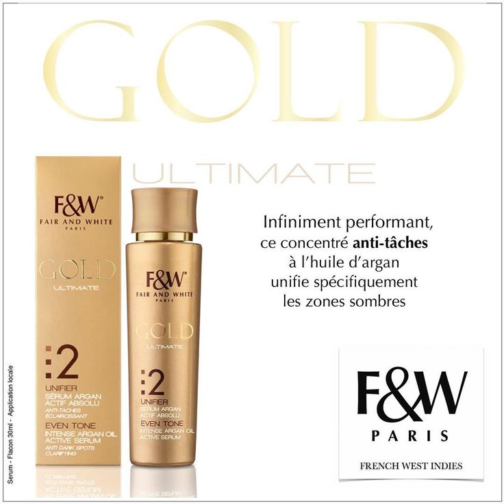 EXPERT DES SOINS POUR PEAUX NOIRES, MATES ET MÉTISSÉES - Serum anti-tâches Gold Ultimate ✨ cible les tâches et unifie les zones sombres #beauty #skincare #fairandwhite #fwcenterantilles #loveyourskin #blackbeauty #blackbeautys #gold #exclusive #cosmetic #cosmetics #blackskin #blackskincare #caribbeanskincare #youarebeautiful #madeinfrance #makeup #makeupartist #beautenoire #bouclé #blackgirl #beautyworld #blackwoman #afro #antitache #afrique #africa #guadeloupe #martinique…