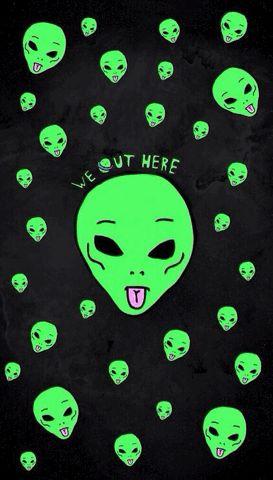 Alien gifs  | trippy alien gif | Tumblr