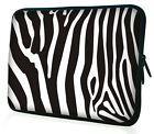"Zebra 7"" Sleeve Soft Bag Case Pouch For Google Nexus 7"" 7.9"" Ipad Tablet PC"