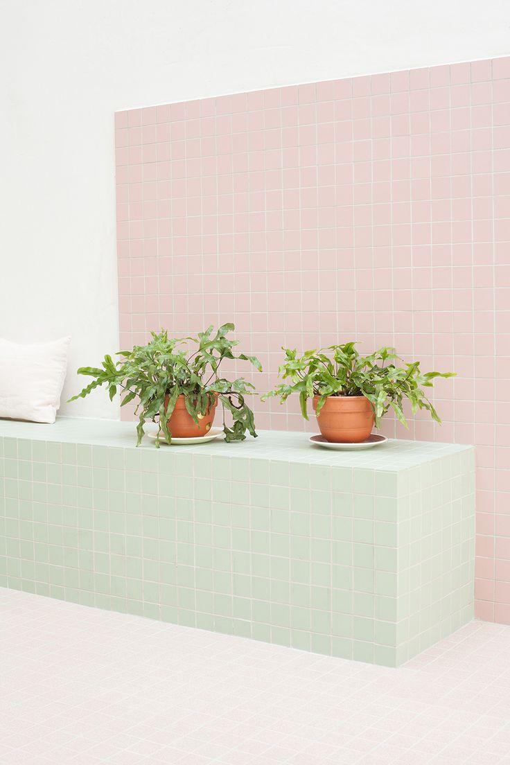 1000 idées sur le thème salle de bains pastel sur pinterest ...