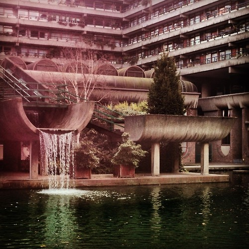 """The Barbican"" London, Photographed by Jaja Hargreaves"